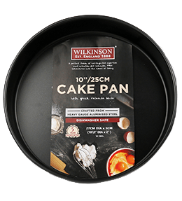 10 Inch Round Cake Pan | Classic Collection | Wilkinson 1888