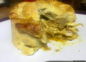 Chicken Balti Pie   Miss Wilkinsons Recipes