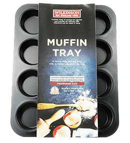 12 Cup Muffin Tray | Classic Collection | Wilkinson 1888