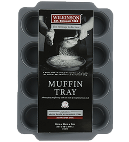 12 Cup Muffin Tray | Heritage Collection | Wilkinson 1888