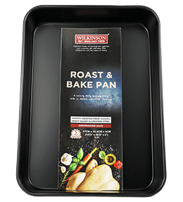 14 Inch Large Roasting Pan | Classic Collection | Wilkinson 1888