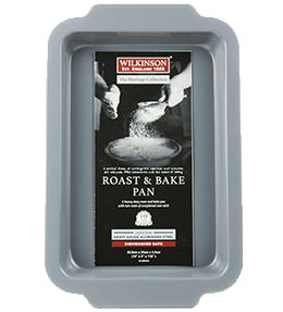 14 Inch Roast & Bake Pan | Heritage Collection | Wilkinson 1888