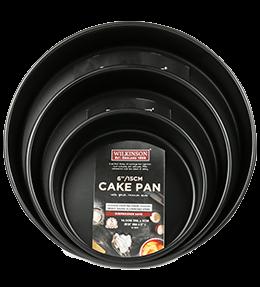 3 Pcs Round Cake Pan Set | Classic Collection | Wilkinson 1888