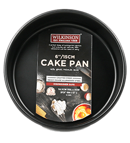 6 Inch Round Cake Pan | Classic Collection | Wilkinson 1888