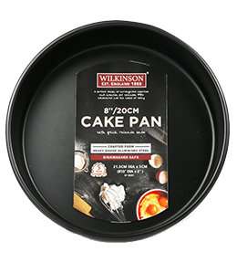 8 Inch Round Cake Pan | Classic Collection | Wilkinson 1888