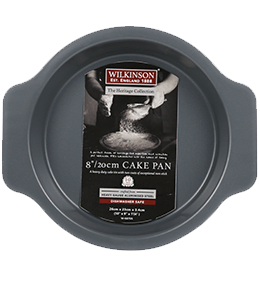 8 Inch Round Cake Pan | Heritage Collection | Wilkinson 1888