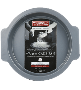 9 Inch Round Cake Pan | Heritage Collection | Wilkinson 1888