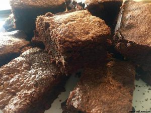 Chilli Chocolate Brownies   Miss Wilkinsons Recipes