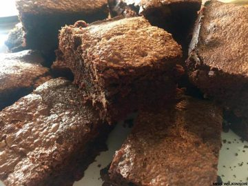 Chilli Chocolate Brownies | Miss Wilkinsons Recipes