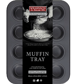 Muffin Tray   Heritage Collection   Wilkinson 1888