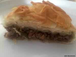 Thai Pork Pie   Miss Wilkinsons Recipes